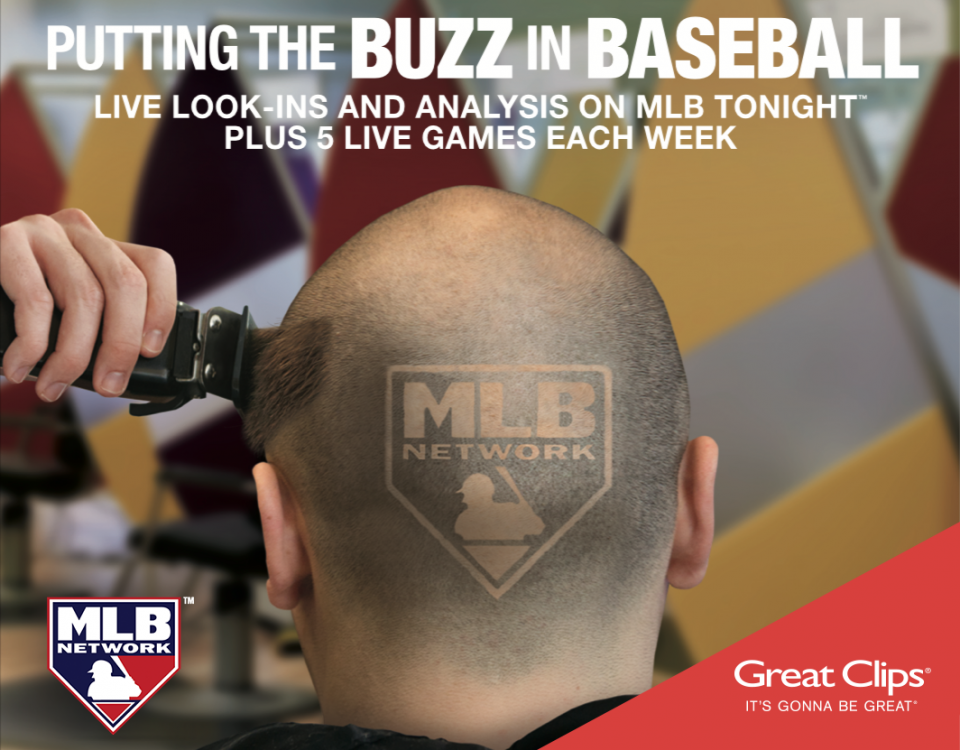 Great Clips & MLB Network