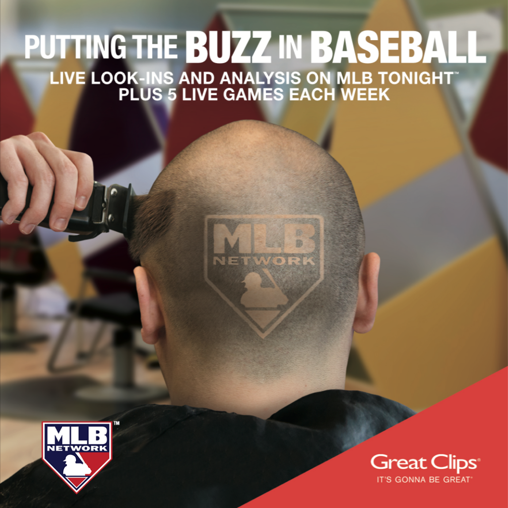 MLB & Great Clips Partnership Promotion